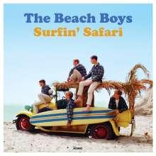 The Beach Boys: Surfin' Safari (180g) (Mono), LP