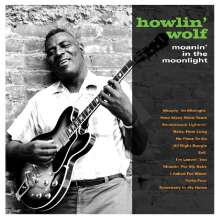 Howlin' Wolf: Moanin In The Moonlight (180g), LP