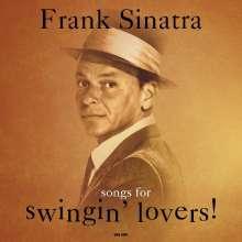 Frank Sinatra (1915-1998): Songs For Swingin' Lovers (180g), LP