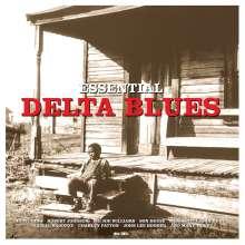 Essential Delta Blues (180g), LP