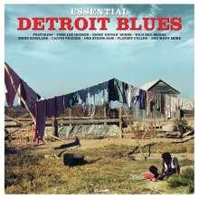 Essential Detroit Blues (180g), LP