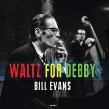 Bill Evans (Piano) (1929-1980): Waltz For Debby (180g), LP