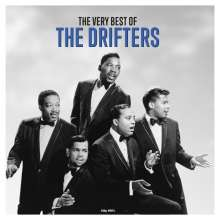 The Drifters: The Very Best Of The Drifters (180g), LP