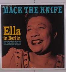 Ella Fitzgerald (1917-1996): Mack The Knife - Ella In Berlin (180g), LP