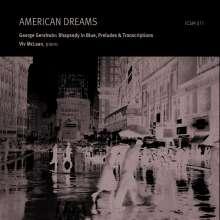 """George Gershwin (1898-1937): Klavierwerke """"American Dreams"""", CD"""