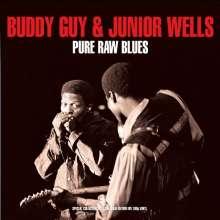 Buddy Guy & Junior Wells: Pure Raw Blues (180g), 2 LPs