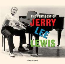 Jerry Lee Lewis: The Very Best Of Jerry Lee Lewis (180g), 2 LPs
