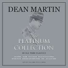 Dean Martin: The Platinum Collection (180g) (Limited Edition) (White Vinyl), 3 LPs