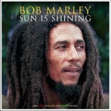 Bob Marley (1945-1981): Sun Is Shining (Red, Yellow & Green Vinyl), 3 LPs