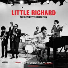 Little Richard: The Definitive Collection (Red Vinyl), 3 LPs