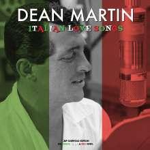 Dean Martin: Italian Love Songs (Green, White & Red Vinyl), 3 LPs