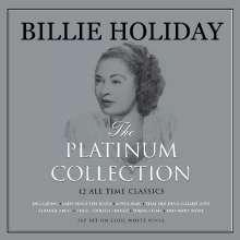 Billie Holiday (1915-1959): The Platinum Collection (White Vinyl), 3 LPs