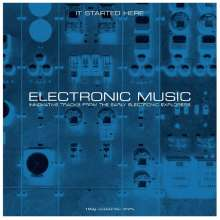 Electronic Music (180g) (Translucent Grey Vinyl), 2 LPs