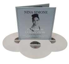 Nina Simone (1933-2003): The Platinum Collection (White Vinyl), 3 LPs