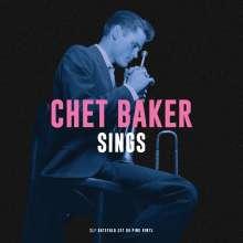 Chet Baker (1929-1988): Chet Baker Sings (Pink Vinyl), 3 LPs
