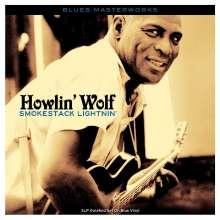 Howlin' Wolf: Smokestack Lightnin' (Blue Vinyl), 3 LPs