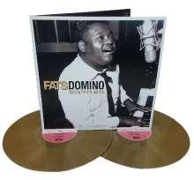 Fats Domino: Very Best Of (180g) (Gold Vinyl), 2 LPs