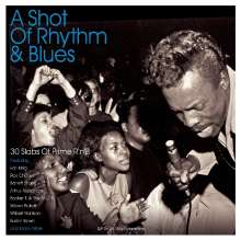 A Shot Of Rhythm & Blues (180g) (Red Vinyl), 2 LPs