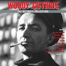 Woody Guthrie: The Ultimate Collection (180g) (Grey Vinyl), 2 LPs