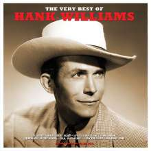 Hank Williams: The Very Best Of (180g) (Red Vinyl), 2 LPs
