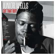 Junior Wells: Cut That Out (180g), 2 LPs