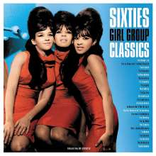 Sixties Girl Group Classics (Colored Vinyl), 3 LPs