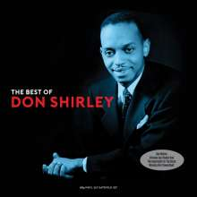 Don Shirley (1927-2013): The Best Of Don Shirley (180g), 2 LPs
