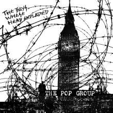 The Pop Group: The Boys Whose Head Exploded, 1 CD und 1 DVD