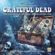 Grateful Dead: The Very Best Of The Dead: Broadcasting Live, 4 CDs