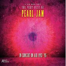 Pearl Jam: The Very Best Of Pearl Jam: In Concert On Air 1992 - 1995, 5 CDs