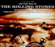 The Rolling Stones: The Very Best Of Rolling Stones: Broadcasting Live 1962 - 1965 (Rare Gems From The Vaults), 4 CDs