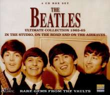 The Beatles: Rare Gems From The Vaults: Ultimate Collection 1962 - 1965, 4 CDs