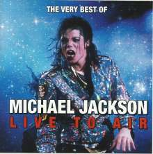 Michael Jackson: Live To Air: The Very Best, CD