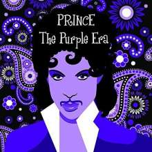 Prince: The Purple Era: The Very Best Of 1985 - 1991 Broadcasting, CD