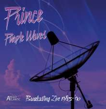 Prince: Purple Waves: Broadcasting Live 1985 - '90, CD