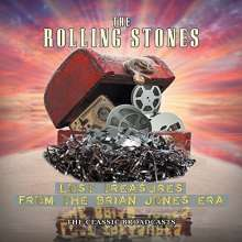 The Rolling Stones: Lost Treasures From The Brian Jones Era: The Classic Broadcasts, 2 CDs
