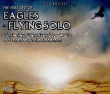 Eagles: Flying Solo: Legendary Solo Broadcasts, 3 CDs