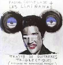 Pascal Comelade + Les Limiñanas: Traité De Guitarres Triolectiques (LP + CD), 1 LP und 1 CD