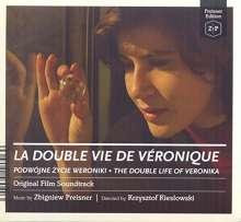 Zbigniew Preisner (geb. 1955): Filmmusik: La Double Vie De Veronique, CD