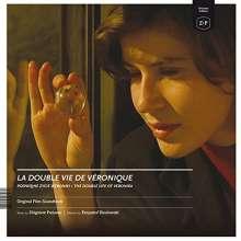 Filmmusik: La Double Vie De Veronique (LP + CD), 1 LP und 1 CD