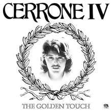 Cerrone: Cerrone IV - The Golden Touch (remastered) (Gold Vinyl), 1 LP und 1 CD