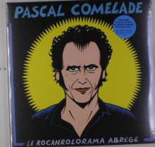 Pascal Comelade: Le Rocanrolorama Abrege (Limited-Edition), 2 LPs und 1 CD