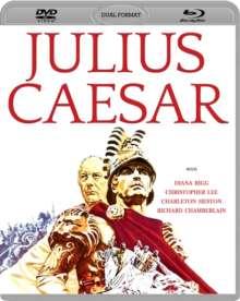 Julius Caesar (1970) (Blu-ray & DVD) (UK Import), 1 Blu-ray Disc und 1 DVD