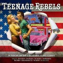 Teenage Rebels, 3 CDs