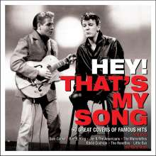 Hey! That's My Song: Great Covers Of Famous Hits, 3 CDs