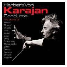 Herbert von Karajan Conducts, 3 CDs