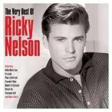 Rick (Ricky) Nelson: The Very Best Of Ricky Nelson, 3 CDs