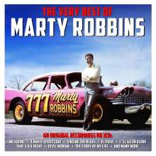 Marty Robbins: The Very Best Of Marty Robbins, 3 CDs
