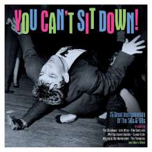 You Can't Sit Down, 3 CDs