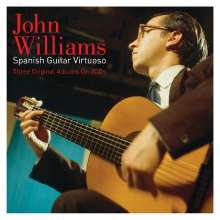 John Williams - Spanish Guitar Virtuoso, 3 CDs